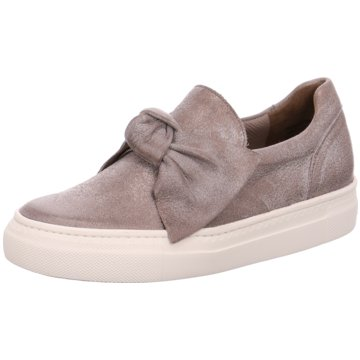 Paul Green Plateau Slipper grau