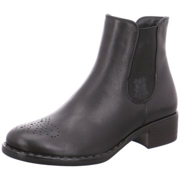 Paul Green Chelsea Boot9191 schwarz