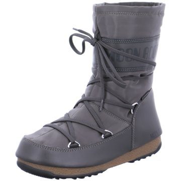 Moon Boot Winterboot grau
