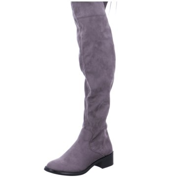 s.Oliver Top Trends Stiefel grau