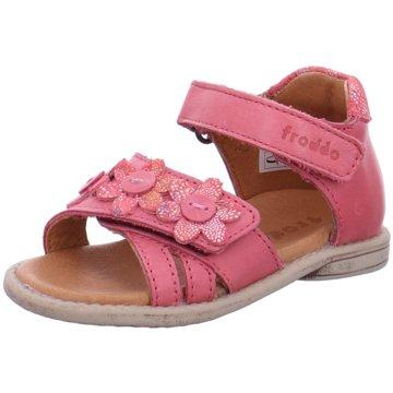 Ivancica Offene Schuhe rosa