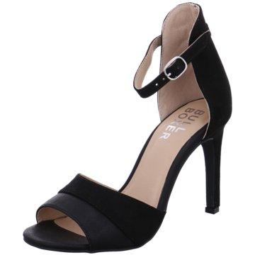 Bullboxer Sandalette schwarz
