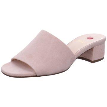 Högl Klassische Pantolette rosa