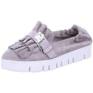 Kennel + Schmenger Plateau Slipper grau