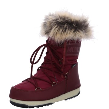 Moon Boot Winterstiefel rot