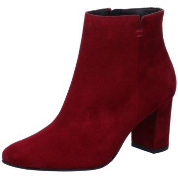 Paul Green Klassische Stiefelette rot