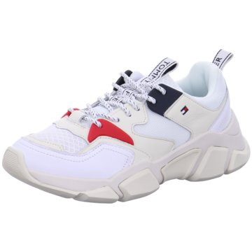 Tommy Hilfiger SneakerChunky Mixed weiß