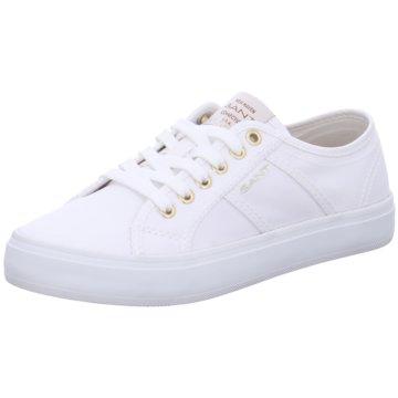 Gant Sneaker LowZoee weiß