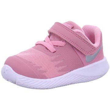 Nike Kleinkinder MädchenStar Runner (TDV) rot