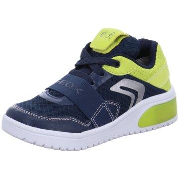 Geox Sneaker HighXLED blau