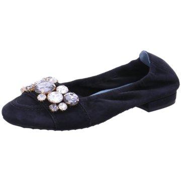 Kennel + Schmenger Klassischer Ballerina blau