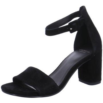 Vagabond Sandalette schwarz