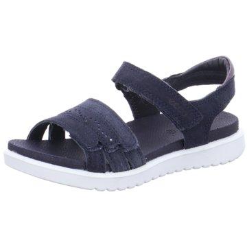 Ecco Offene SchuheChildren blau