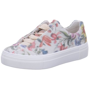 Legero Sneaker Low weiß