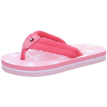 Tommy Hilfiger Offene Schuhe pink