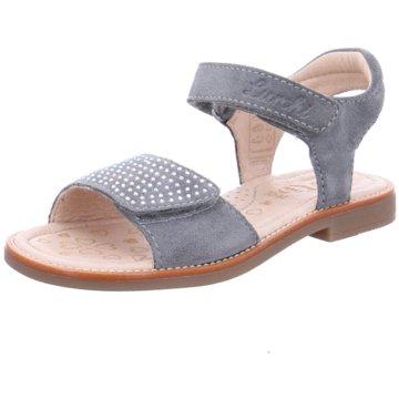 Lurchi by Salamander Offene Schuhe grau