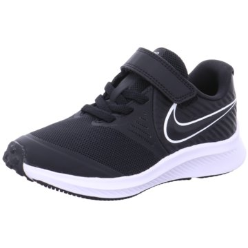 Nike Sneaker LowNike Star Runner 2 - AT1801-001 schwarz