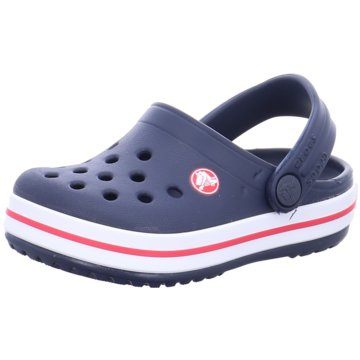 CROCS Crocband Clog K,navy/red