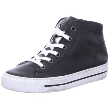 Paul Green Sneaker High4735 schwarz