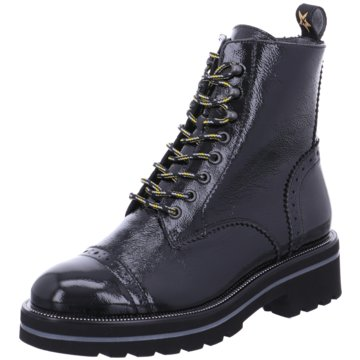 Paul Green Top Trends Stiefeletten schwarz