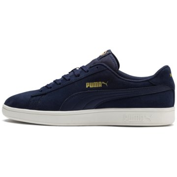 Puma Sneaker LowSmash v2 blau
