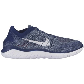 Nike RunningFree RN Flyknit 2018 blau
