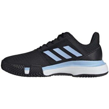 adidas Sneaker LowCOURTJAM BOUNCE W CLAY - EE4302 schwarz