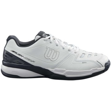Wilson OutdoorRUSH COMP LTR WH/WH/EBONY 12.5 - WRS324580 weiß