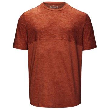 Killtec T-ShirtsALFRED  - 3487200 braun