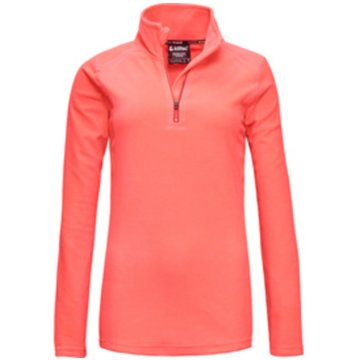 Killtec RollkragenpulloverTHÔNES WMN FLEECE SHRT - 3575100 768 rosa