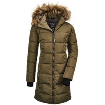 Killtec WinterjackenBANTRY GRLS QUILTED CT - 3594100 719 grün