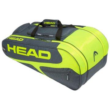 Head Ball- & Schlägertaschen grün