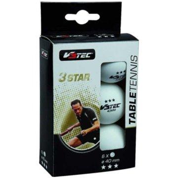 SPORT 2000 TischtennisschlägerNOS 3 STERN - 1022397 weiß