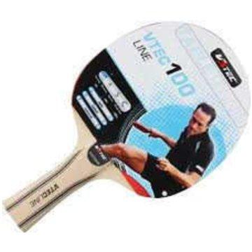 V3Tec TischtennisschlägerVTEC 100 TT-SCHLÄGER - 1022391 schwarz