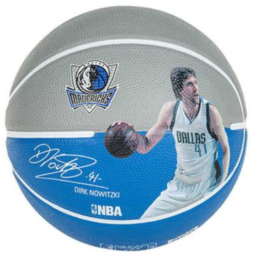 Spalding Basketbälle grau