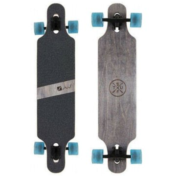 stuf Longboards braun