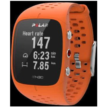 Polar SportuhrenPOLAR M430 ORANGE - 90064410 -