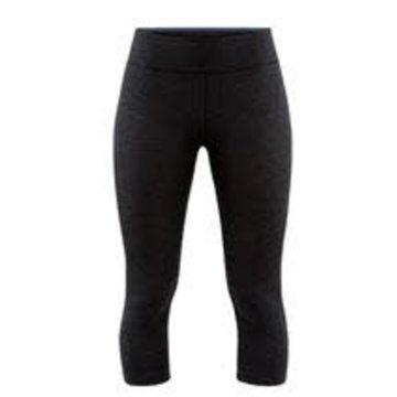 Craft Lange Unterhosen schwarz