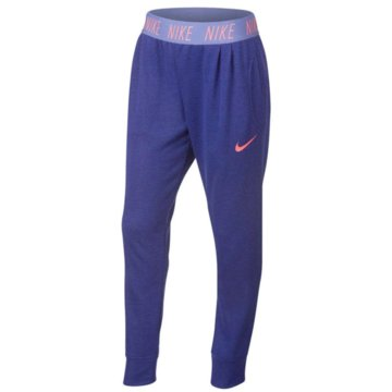 Nike Trainingshosen lila