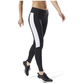 Reebok Tights schwarz