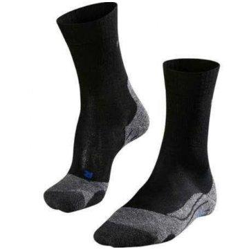 Falke Hohe Socken schwarz