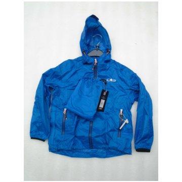 CMP RegenjackenKID RAIN FIX HOOD JACKET - 3X57624 blau