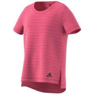 adidas T-Shirts pink