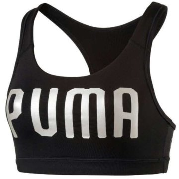 Puma Sport-BHPWRSHAPE Forever Logo Bra Women schwarz