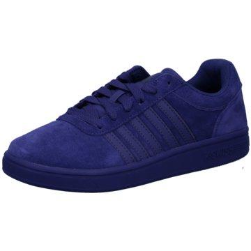 K-Swiss Sneaker Low blau