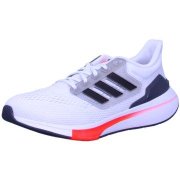 adidas Sneaker LowEQ21 Run weiß