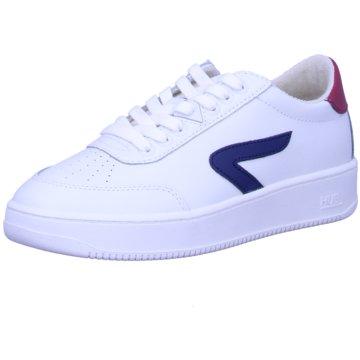 Hub Sneaker World weiß