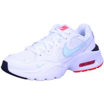 Nike Sneaker LowAir Max Fusion Women weiß