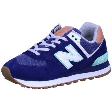 New Balance Sneaker LowWL574 B - 819681-50 -