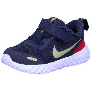 Nike Sneaker LowREVOLUTION 5 - BQ5673-016 blau